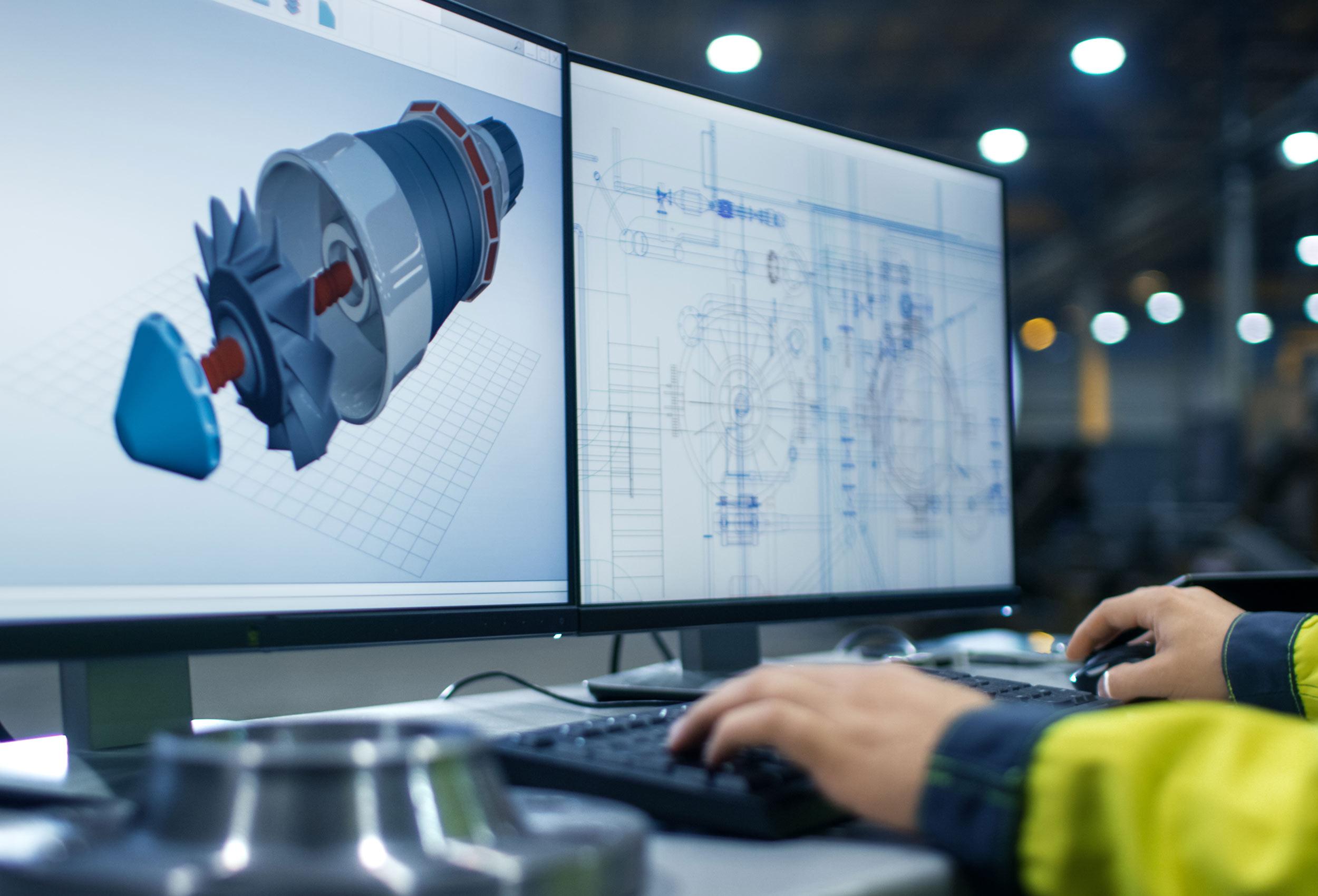 CAD - vertiefende Ausbildung am System CREO